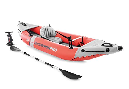 Intex 68303EP Excursion Pro Single Person Inflatable...