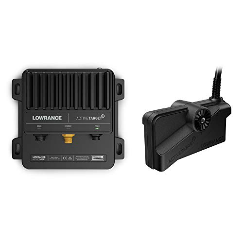 Lowrance ActiveTarget Live Sonar System with Trolling...