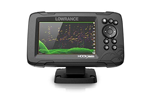 Lowrance Hook Reveal 5 Fish Finder