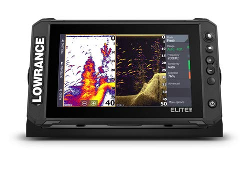Lowrance Elite FS 9 Fish Finder with Active Imaging...