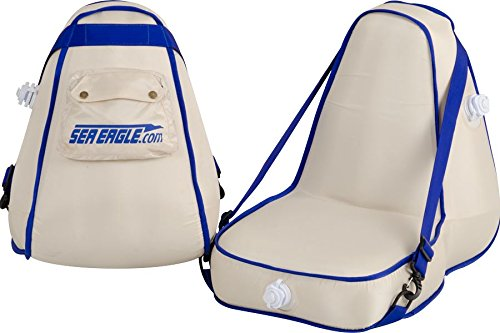 Sea Eagle Deluxe Inflatable Seat for Kayaks