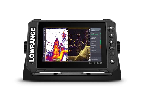 Lowrance Elite FS 7 Fish Finder with Active Imaging...