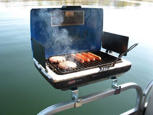 Arnall's Boating Grill Bracket Set