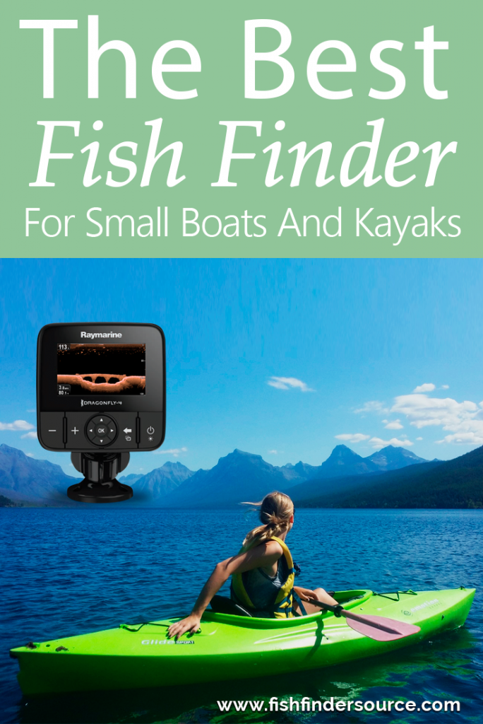 best portable fish finder for kayaks and small boats