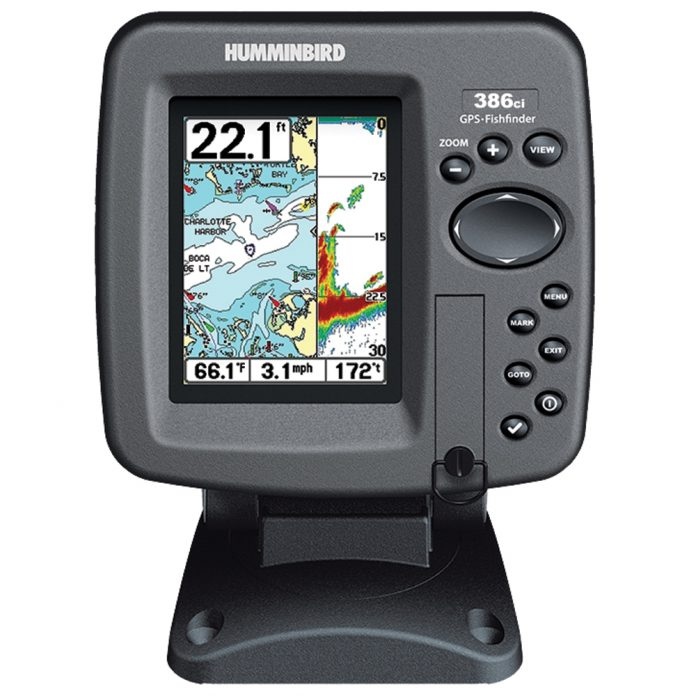 Humminbird 386ci review for Fish finder reviews