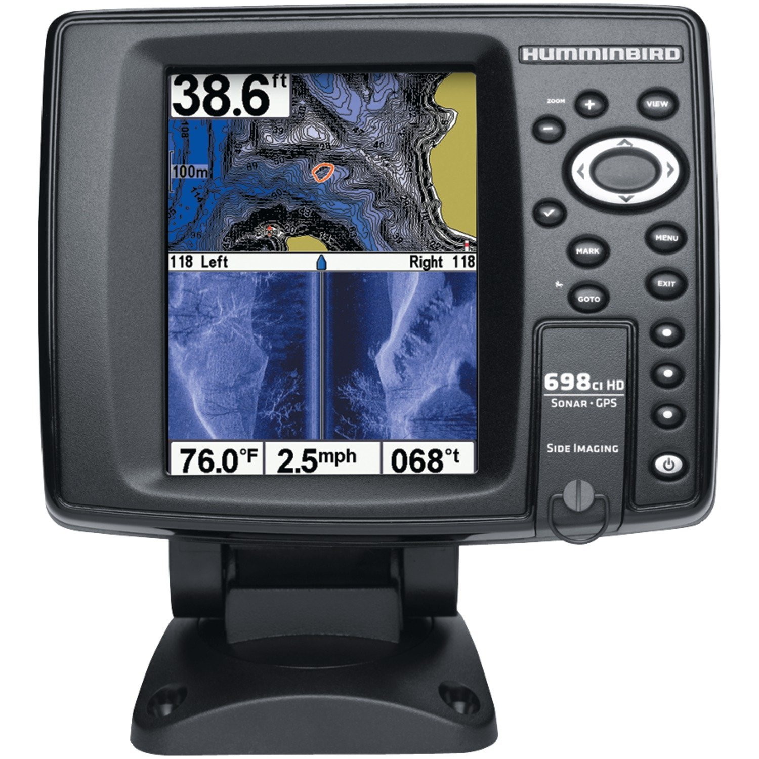 humminbird helix 5 si review, Fish Finder