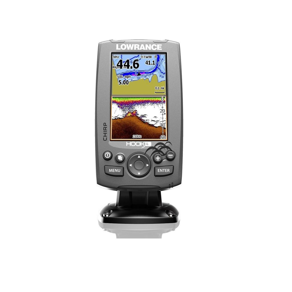 ice fishing fish finders(the go-to guide), Fish Finder