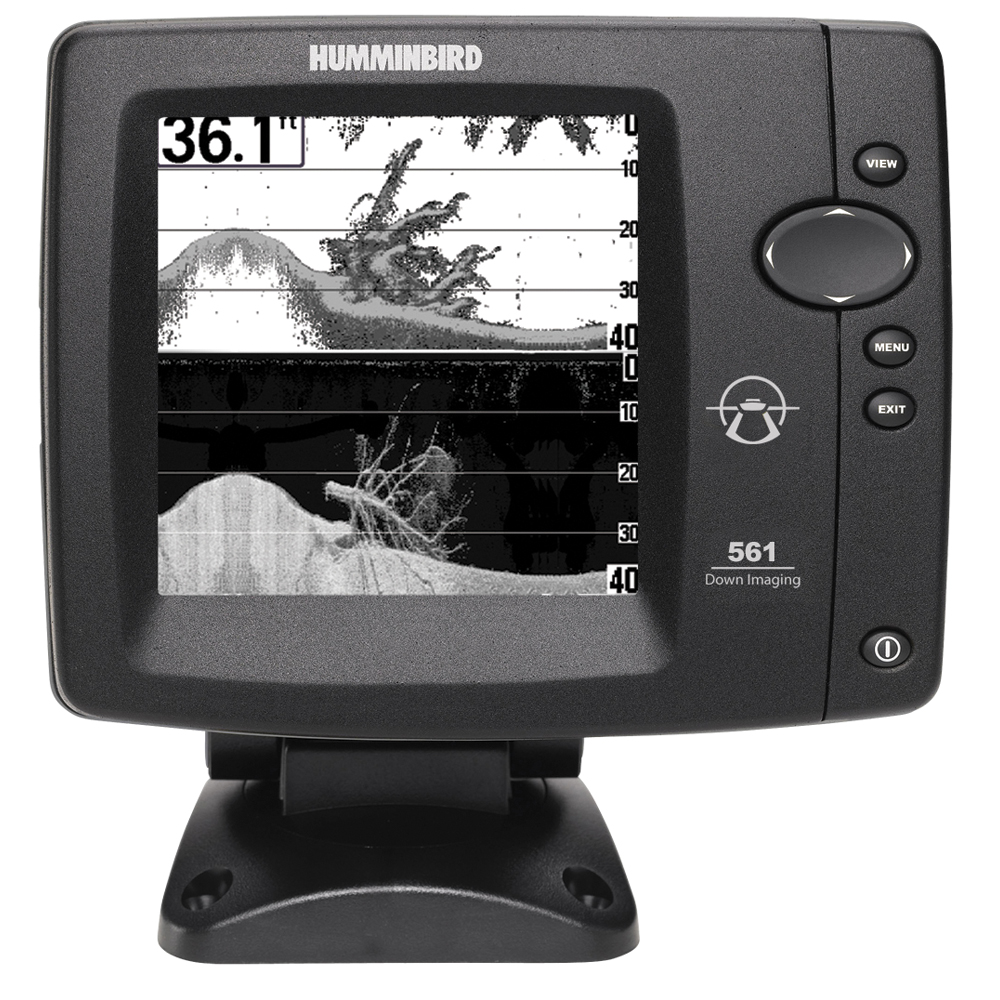 Humminbird 571 hd di review for Humminbird portable fish finder