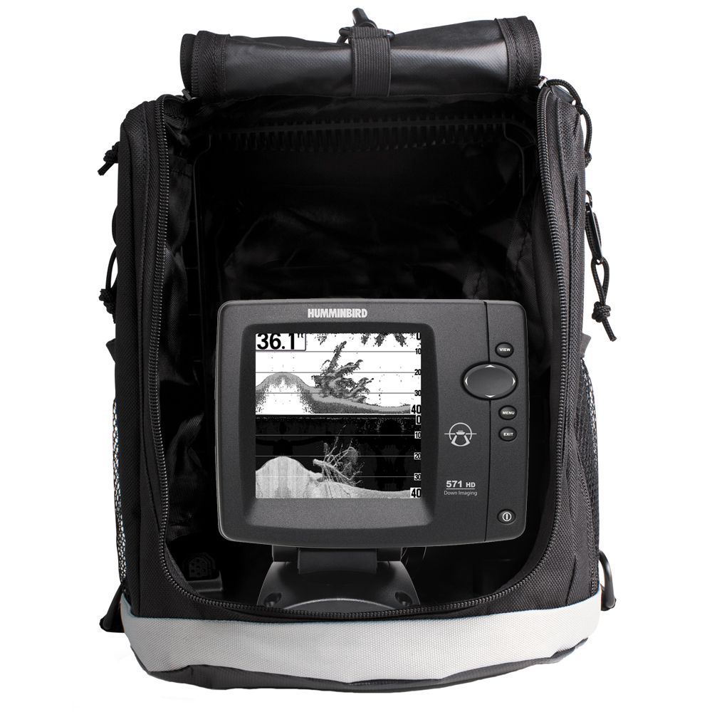 Humminbird helix 5 si review for Portable fish finder reviews