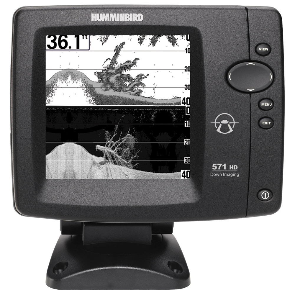 humminbird 571 hd di portable review, Fish Finder