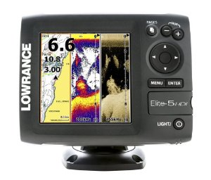 Lowrance Elite-5 HDI Review