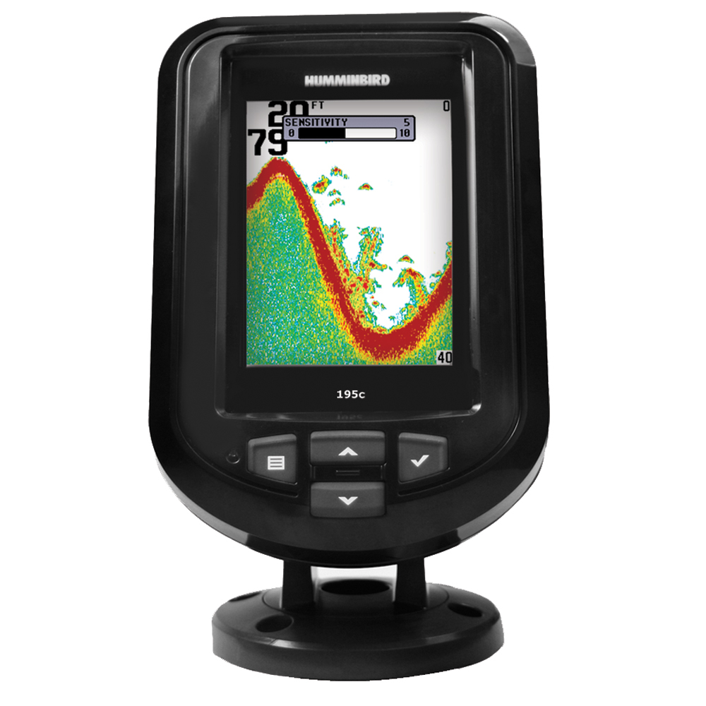 humminbird piranhamax 176i review, Fish Finder