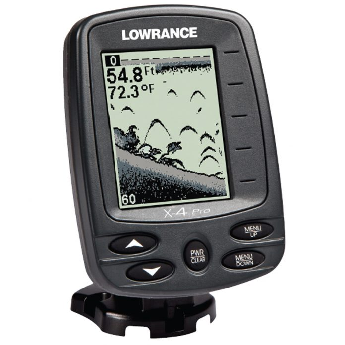 Lowrance x 4 pro review best fish finder reviews 2018 for Fish finder lowrance