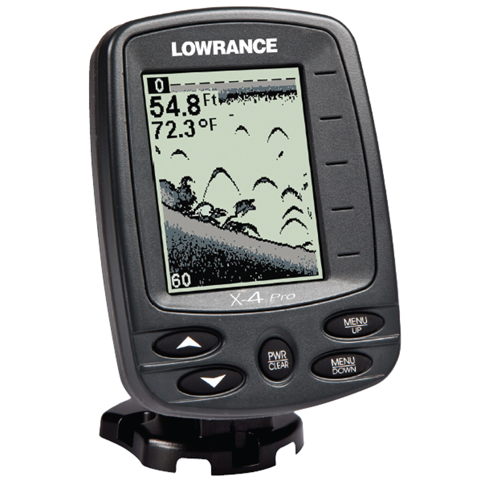 Lowrance x 4 review for Fish finder lowrance