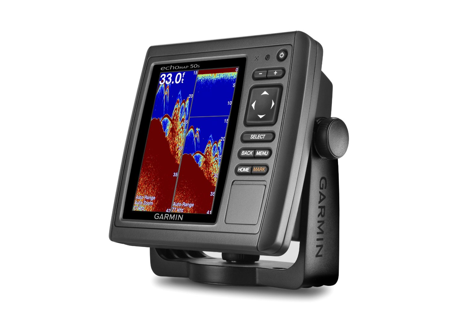 the best fish finder for small boats and kayaks