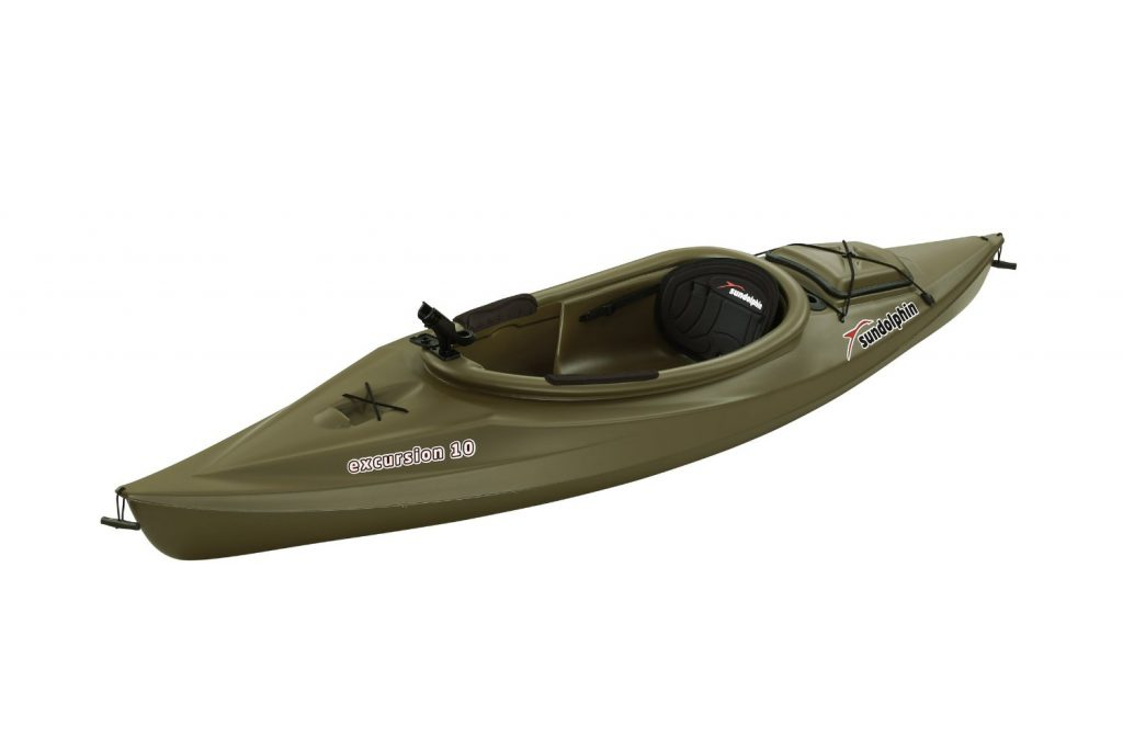 the best sit in fishing kayak