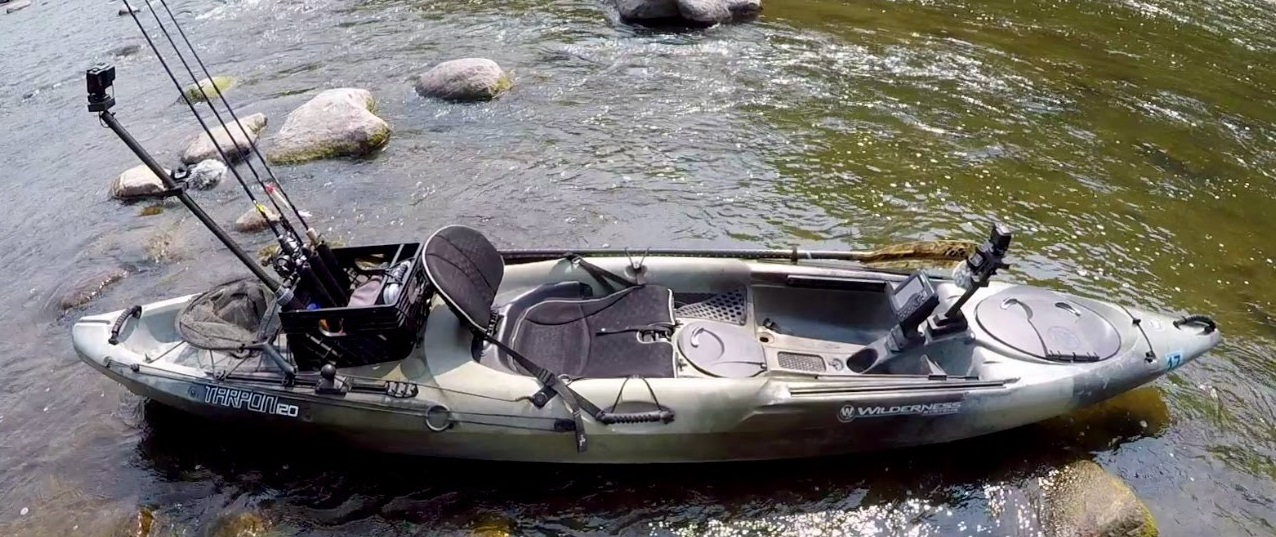 The most stable fishing kayak for Best canoe for fishing