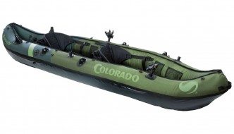 The Best Inflatable Fishing Kayak