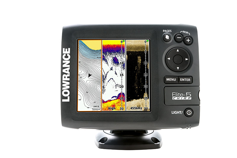 lowrance elite 5 chirp review. Black Bedroom Furniture Sets. Home Design Ideas