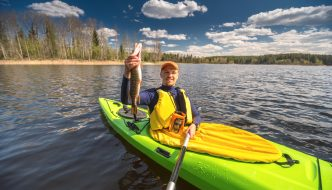 Kayak Fishing: A Guide for New Anglers