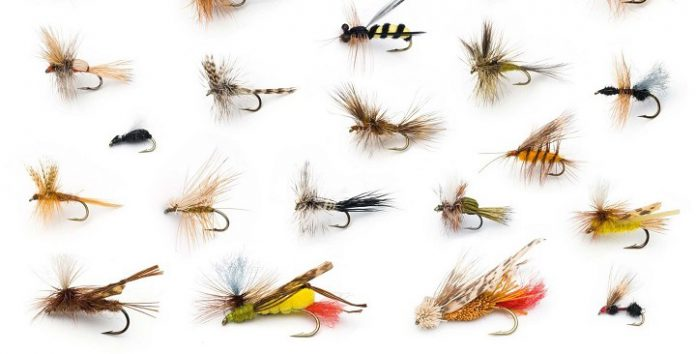 Adams,Red,Olive /& Yellow Trout Fly Fishing Flies 12 Humpy/'s