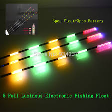 Lighted Fishing Float
