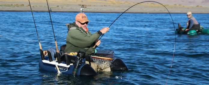Best fishing float tubes on the market guide to getting for Best small fishing boat