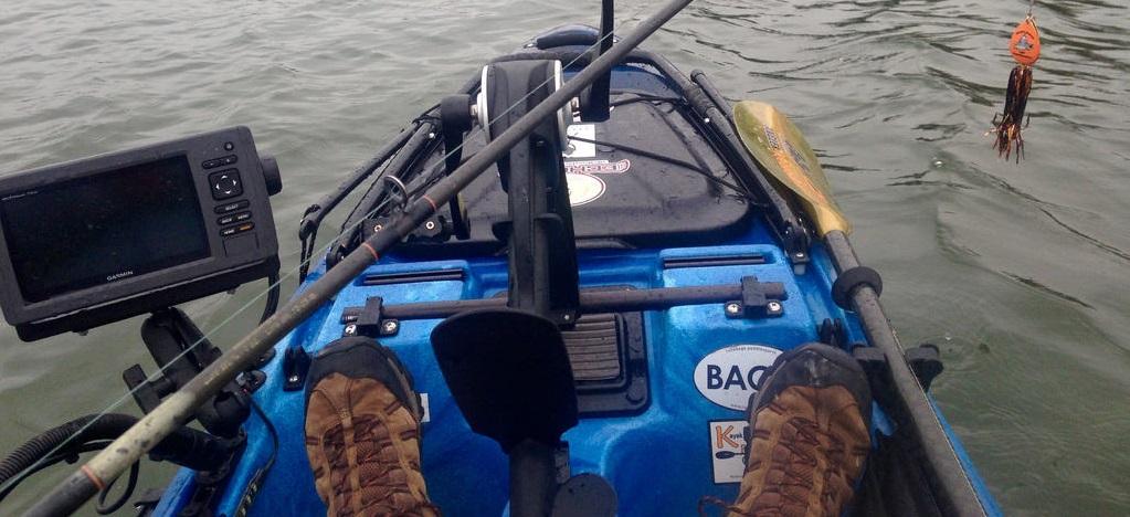 Fishfinder For Kayak Image