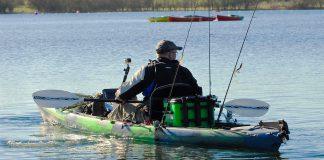 The Best Fishing Kayak Image