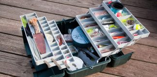 Best Tackle Box Image On Dock