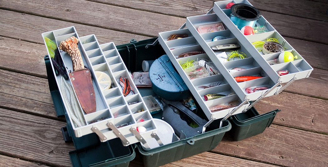 10 best fishing tackle box of 2018 reviews for Best fishing gear